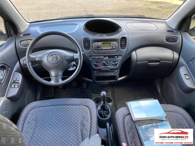 Toyota Yaris Verso 1.3 16v VVT-i Linea Terra