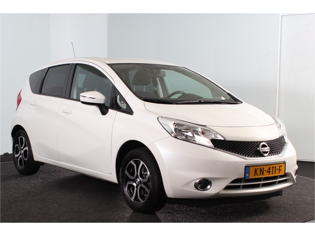 Nissan Note 1.2 80PK Acenta | Trekhaak | Airco | Cruise | LM