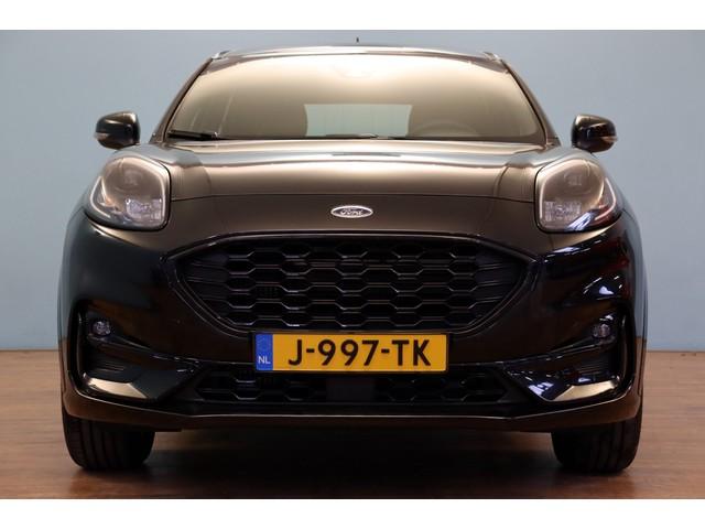 Ford Puma 1.0 EcoBoost Hybrid ST-Line climate, cruise, navi, pdc, stuur- stoelverwarming, lmv