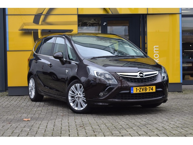 Opel Zafira Tourer Cosmo 1.6 Turbo | OPC line | Bluetooth | Leder |
