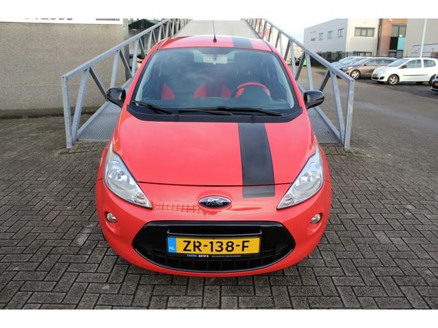 Ford Ka 1.2 Titanium X start stop Airco Elektr.pakket Voorruit verwarming **Black Friday Deals**