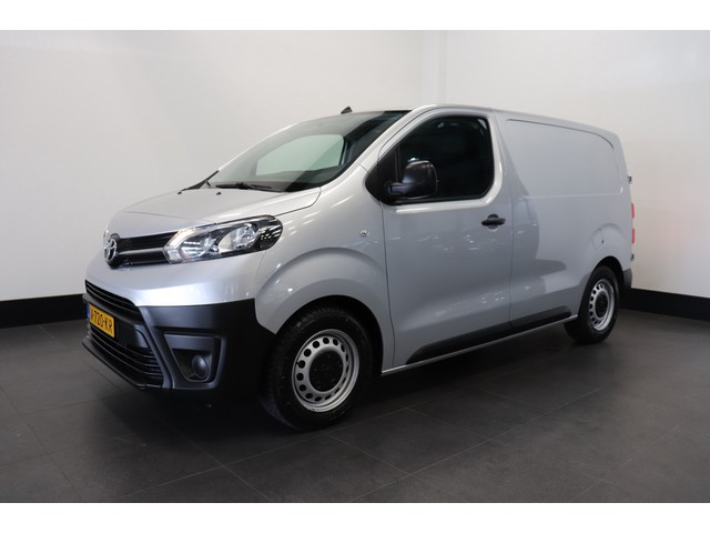 Toyota ProAce Compact 1.6 D-4D - Airco - Navi - Cruise - € 13.950,- Ex.