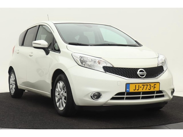 Nissan Note 1.2 Connect Edition | Navigatie | Climate control | Keyless | Cruise control