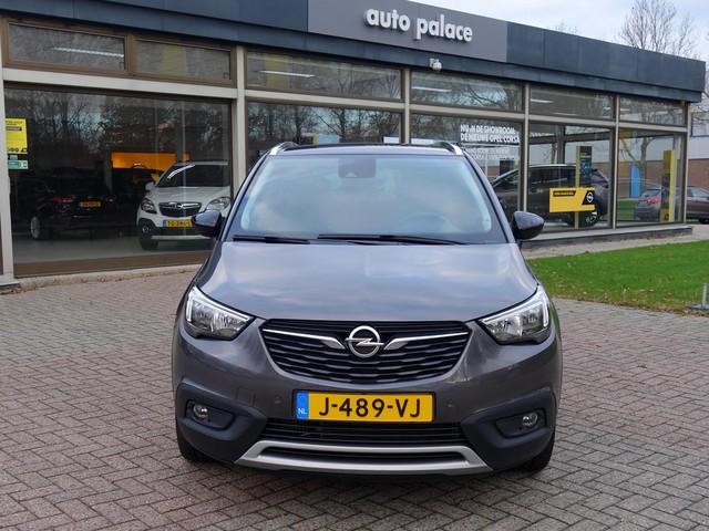 Opel Crossland X 1.2 Turbo 110pk Automaat 120 Jaar Edition ECC Navigatie Camera Parkpilot Cruisecontrol 17