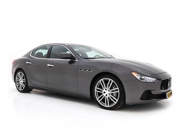 Maserati Ghibli 3.0 V6 D AUT. *NAVI+LEDER+XENON+DAB+ECC+PDC+CRUISE*