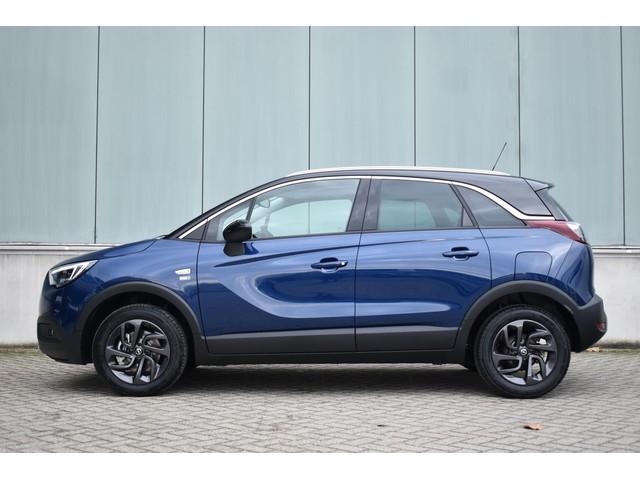 Opel Crossland X 1.2 Turbo Edition 2020 Direct rijden voordeel |Slecht 15X op voorraad