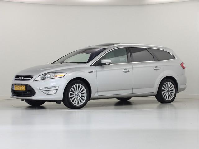 Ford Mondeo 1.6 Ecoboost 160 PK 6-Bak Wagon Platinum