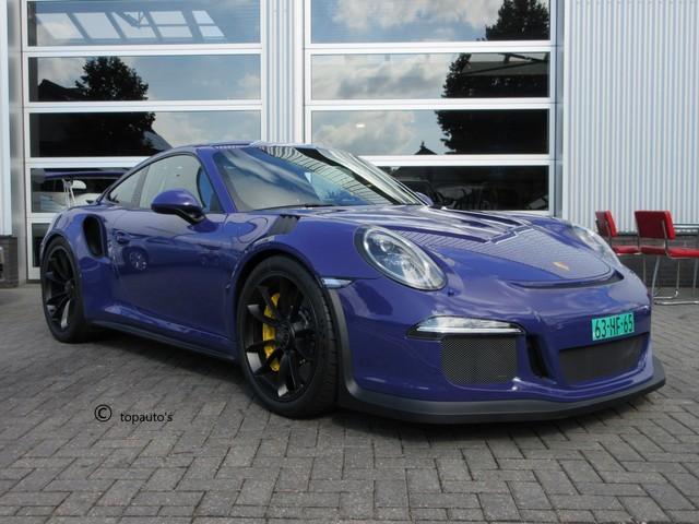 Porsche 911 4.0 GT3 RS CERAMIC LIFT CARBON SPORTSTOELEN 1E EIG. CLUBSPORT CHRONO