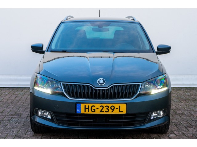 Skoda Fabia Combi 1.2 TSI 90pk Edition Airco + Smartlink + Privacy glass