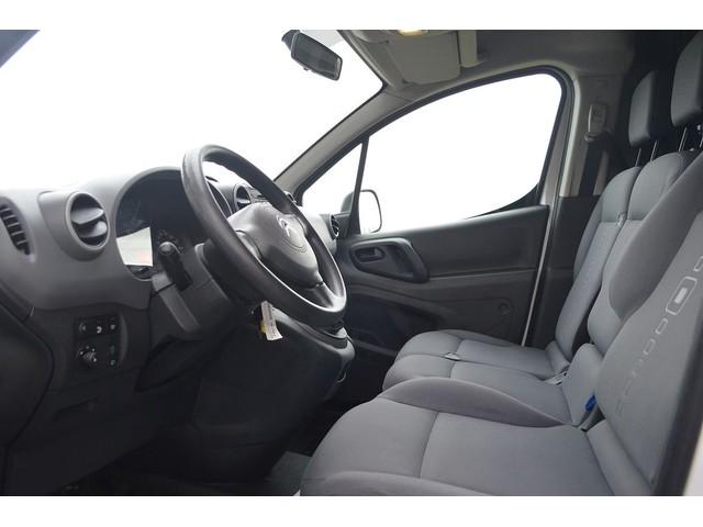 Citroen Berlingo XL 1.6 e-HDI 90pk Comfort 3 zitplaatsen, Imperiaal, Trekhaak, Schuifdeur, Volledig onderhoudshistorie aanwezig