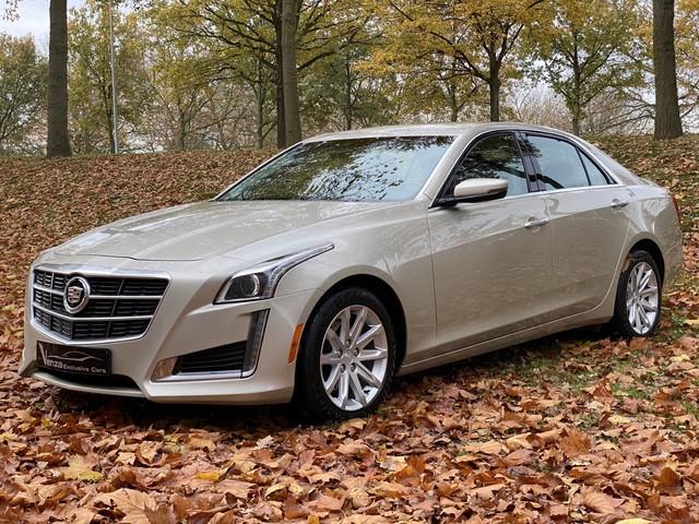Cadillac CTS 2.0 Elegance AWD CTS4