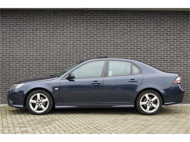 Saab 9-3 Sport Sedan 1.8t Nordon | Elektr. schuif-kanteldak | 5-spaaks 17