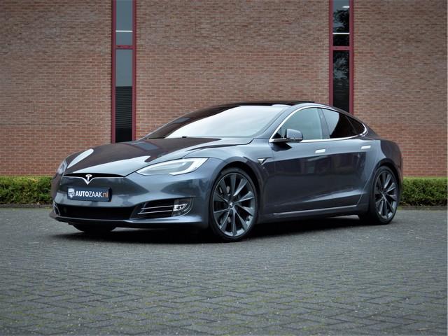 Tesla Model S 100D AWD Autopilot 2.5 + FSD 4% tot 11-2023