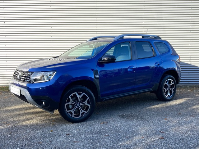 Dacia Duster TCe 130pk Serie Limitee 15th Anniversary Navig., Climate, Cruise, Lichtm. velg.