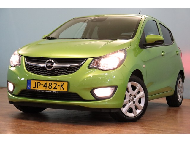 Opel KARL 1.0 ecoFLEX Edition 5 deurs, airco, cruise, Bluetooth, pdc, lmv