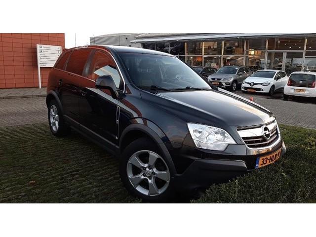 Opel Antara 2.4-16V Enjoy 140pk 4WD Clima Onderhoudshistorie