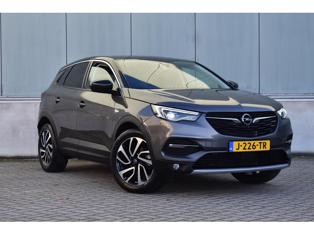 Opel Grandland X 1.2 Turbo Innovation AUT | Full-Option | Prachtig! |