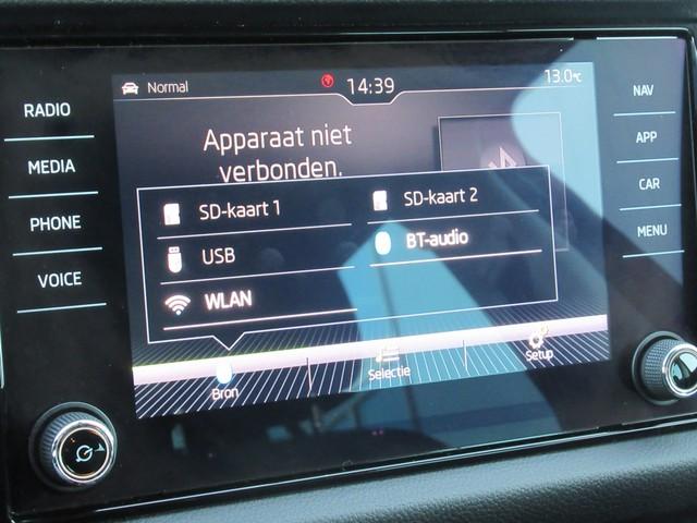 Skoda Kodiaq 1.5 TSI Business Edition 7-Persoons 150PK, Automaat   LED   Camera + sensoren   Adaptive Cruise