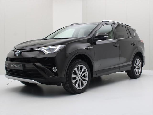 Toyota RAV4 2.5 VVT-I HYBRID 197PK CVT Dynamic [ CLIMAAT+NAVIGATIE+CRUISE+CAMERA+PDC ]