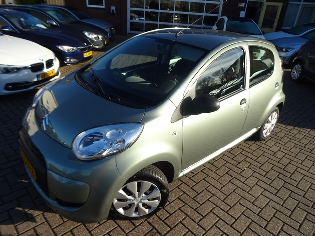 Citroen C1 1.0-12V 5-Drs Seduction slechts 45296km,  NL.Auto