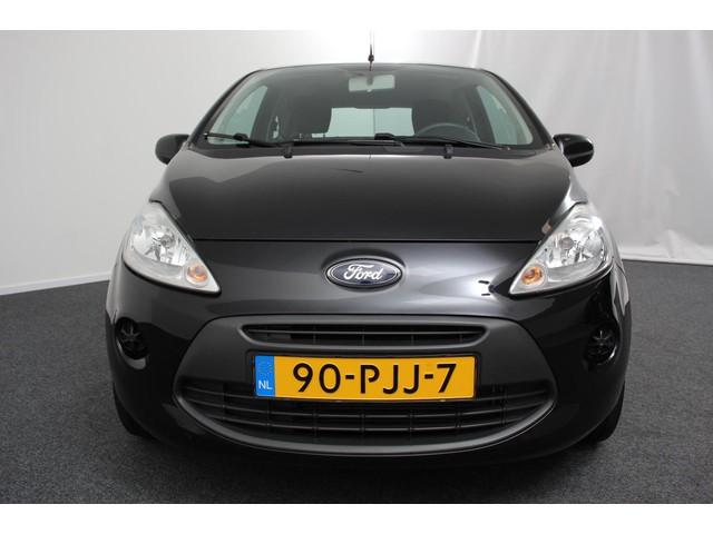 Ford Ka 1.2 Comfort start stop | Airco | | Lichtmetalen velgen | Electrisch pakket | 66996km!