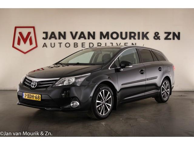 Toyota Avensis Wagon 1.8 VVTi Dynamic Business | NL-AUTO | AUTOMAAT | TREKHAAK