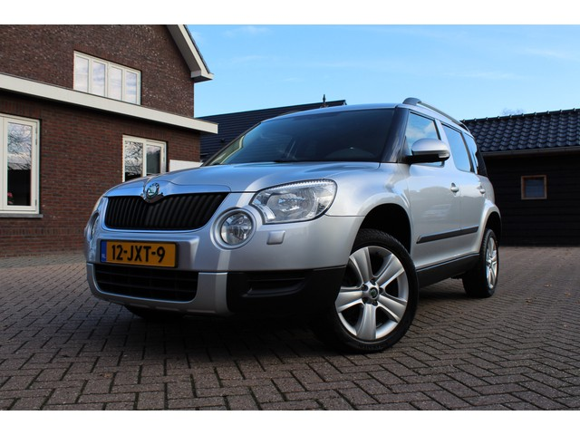 Skoda Yeti 1.8 TSI 4x4 ! Radio cd mp3   Climate   Cruise!