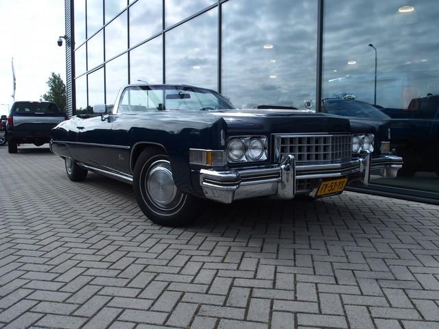 Cadillac Eldorado CONVERTIBLE - Top Conditie!
