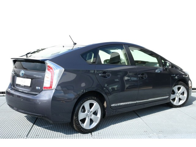 Toyota Prius 1.8 Business, Zwart Leder, JBL, Navi, Parksensor!