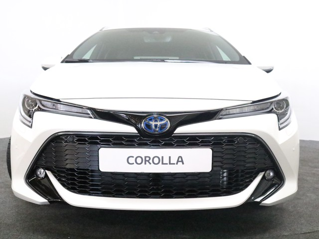 Toyota Corolla Touring Sports 1.8 Hybrid Dynamic Limited navigatie,17 inch lm velgen, Apple Carplay & android auto €3.050 Voordeel