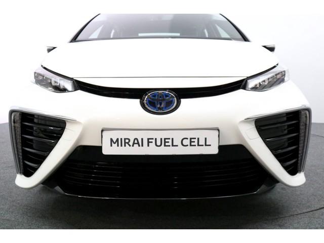 Toyota Mirai FCV Executive Waterstof, Leverbaar bij Van Ekris