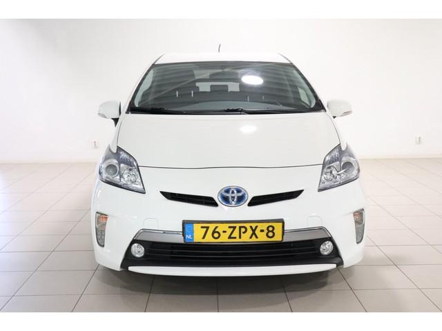 Toyota Prius 1.8 Plug-in Aspiration, Cruise Control, Navi, Fietsen Trekhaak