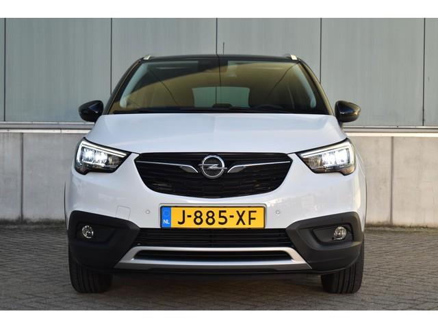 Opel Crossland X 1.2 Turbo Edition 2020 Direct rijden voordeel | 15x op voorraad