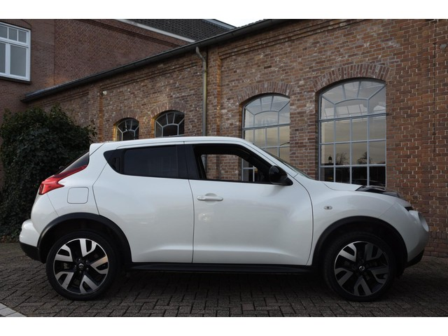 Nissan Juke 1.6 Connect Edition Navigatie Climate Camera Cruise Trekhaak 1e Eigenaar