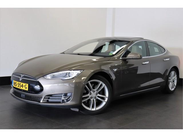 Tesla Model S 85 368 PK | AUTOPILOT | PANO-DAK | NEXT GEN. | € 35.950,- Ex.