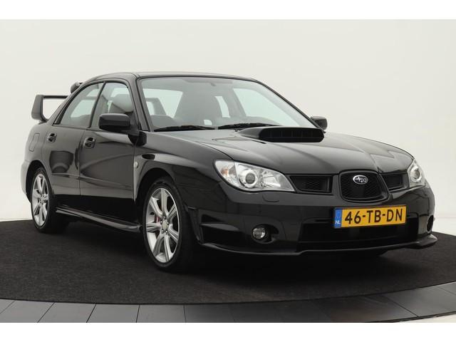 Subaru Impreza 2.5 WRX 230pk | Origineel NL | STi Look | HKS Turbo Timer | ATI Triple Gauges | Climate control | DAB+