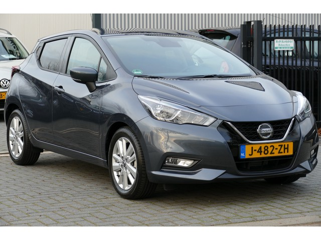 Nissan Micra 1.0 IG-T N-Connecta Carplay, Climate Controle, Stoelverw, DAB+, 16
