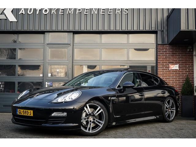 Porsche Panamera 3.0 S Hybrid | Schuifdak | Leder | 20 Inch | Marge