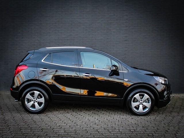 Opel Mokka X 1.4 Turbo Innovation 141PK | NAVI-PACK | NAVI | CLIMA | CRUISE | PDC V+A+CAMERA | PRIVACY GLASS