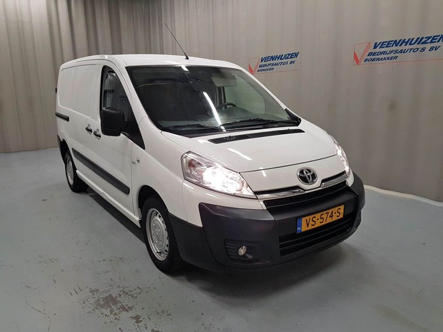 Toyota ProAce 2.0D 128PK Airco 3-Persoons