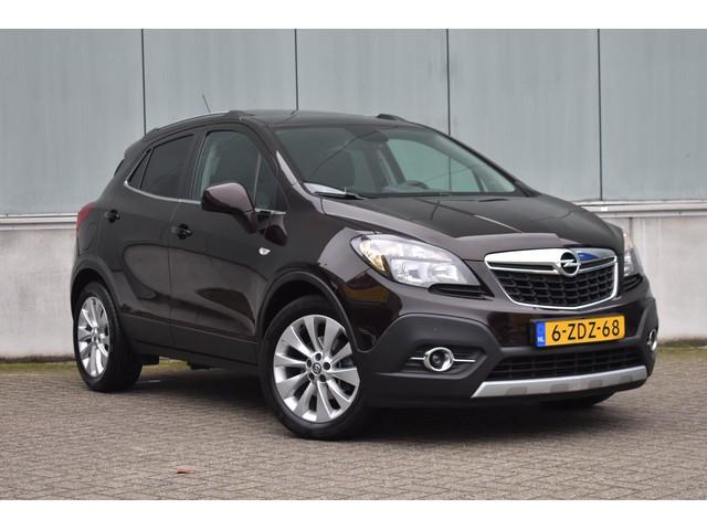 Opel Mokka 1.4 T Cosmo | Leder | Camera | Trekhaak | Schuifdak |