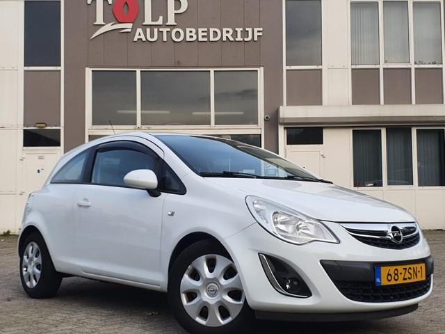 Opel Corsa 1.2 ecoFLEX Bi-Fuel Design Edition