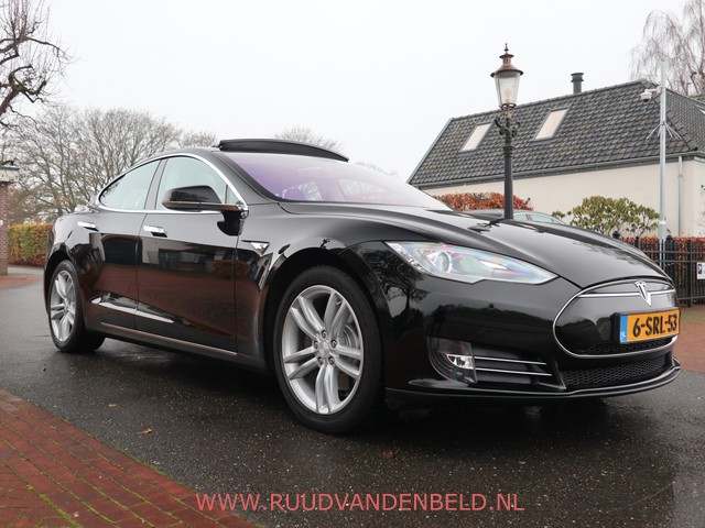 Tesla Model S 85 PANODAK FREE-SUPERCHARGING! NL-AUTO