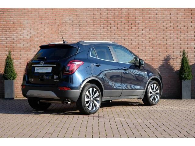 Opel Mokka X 1.4 Turbo 140pk 6-bak Innovation | Navi | Full LED | Camera | Climate | 18
