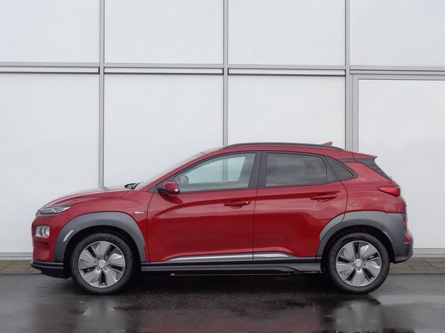 Hyundai Kona EV 204 PK 64 KWH AUTOMAAT FASHION | Leasetarief voor € 359,-. Uw Voordeel € 4.800,- 60mnd! |