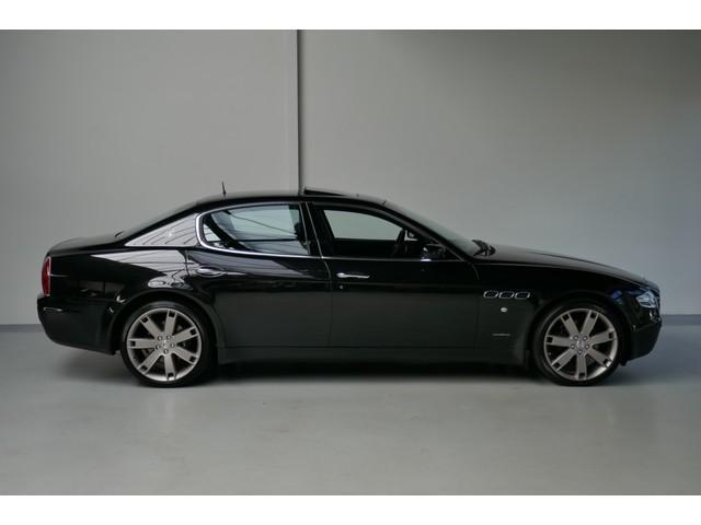 Maserati Quattroporte 4.2 SPORT GT Aut - Leder - Navi