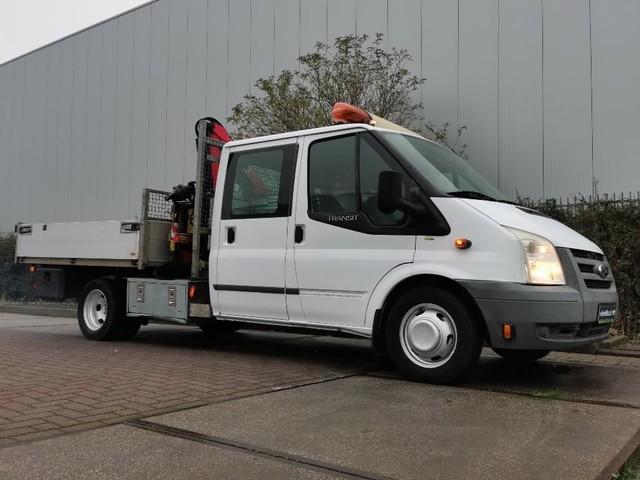 Ford Transit 430 2.4 tdci laadkraan r