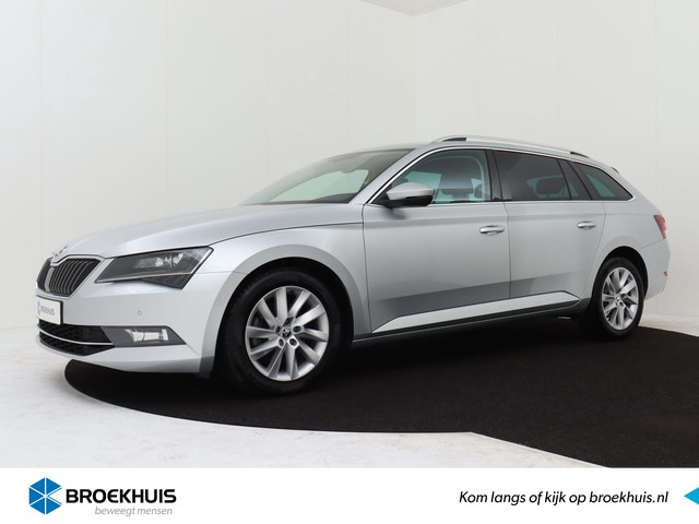 Skoda Superb Combi 1.5 TSI 150PK DSG Aut. ACT Style Business | App-Connect | Cruise | PDC v+a | Xenon Verlichting