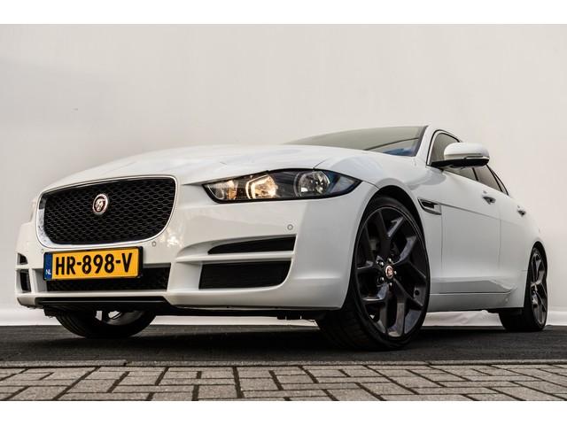 Jaguar XE 2.0 D 163 Pk Automaat | Navigatie | 20