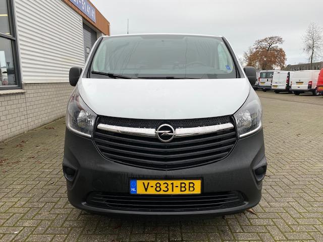Opel Vivaro 1.6 CDTI 125pk   L2H1 Edition EcoFlex   rijklaar € 12.950 ex btw   lease € 218   airco   cruise   navi   trekhaak   pdc   ramen